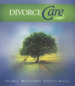 DivorceCare tree